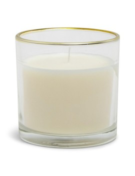 6.5oz Printed Boxed Candle Sandalwood & Green Citrus  Fruit Collection   Opalhouse by Fruit Collection