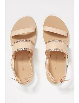 Valia Gabriel Mellon Slingback Sandals by Valia Gabriel