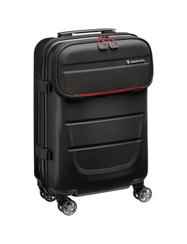 Pro Light Reloader Spin 55 Carry On Camera Roller Bag (Black) by Manfrotto