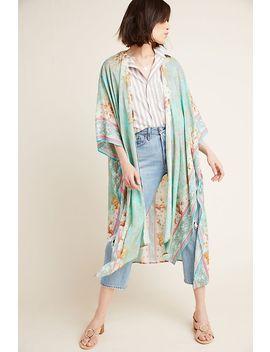 Persephone Duster Kimono by Anthropologie