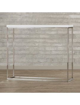 Travis Heights Console Table by Wade Logan