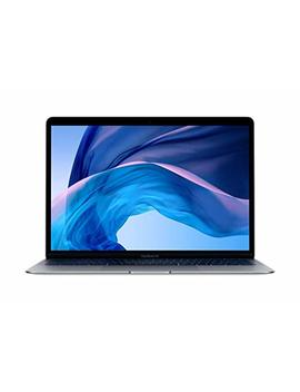 Apple Mac Book Air (13 Inch Retina Display, 1.6 G Hz Dual Core Intel Core I5, 128 Gb)   Space Gray (Latest Model) (Certified Refurbished) by Apple