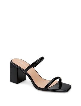 Tatiana Block Heel Sandal by Bcb Generation