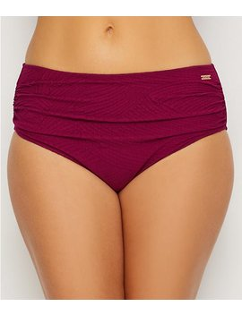 Ottawa Deep Gather Bikini Bottom by Fantasie