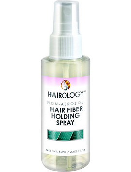 Hair Fiber Holding Spray by Hairology
