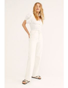 Citizens Of Humanity Annina Trouser Jeans by Citizens Of Humanity