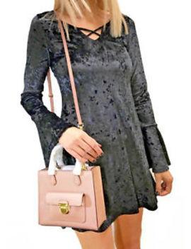 Michael Kors Bridgette Small Messenger Bag Saffiano Leather Ballet by Michael Michael Kors
