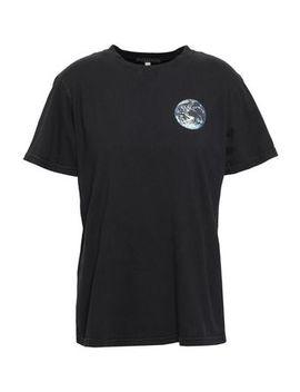 Cotton Jersey T Shirt by Alexachung