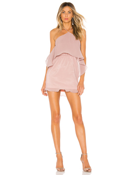 Caty Tiered Mini Dress by Superdown