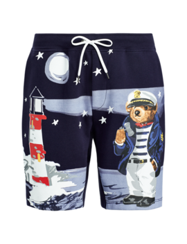 Nautical Bear Short by Ralph Lauren
