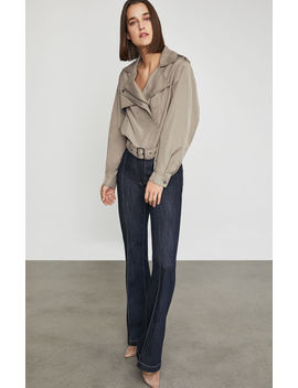 Payton Cropped Trench Jacket by Bcbgmaxazria