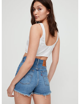 ribcage-short by levis