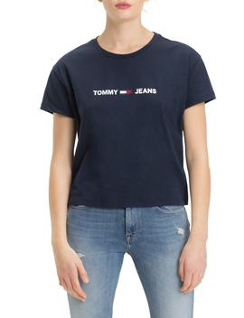 Tjw Flag Logo T Shirt by Tommy Jeans