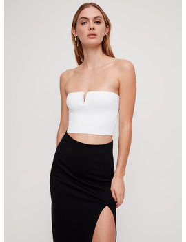Lonell Tube Top by Babaton