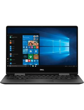 "Inspiron 2 In 1 13.3"" 4 K Ultra Hd Touch Screen Laptop   Intel Core I7   16 Gb Memory   256 Gb Ssd   Black by Dell"