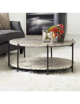 Melange Blythe Coffee Table by Hooker Furniture