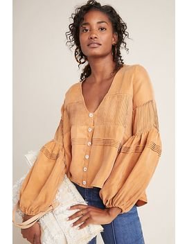 Sierra Peasant Blouse by Sancia