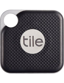 Pro (2018) Item Tracker   Jet Black/Graphite by Tile