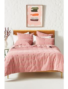 Woven James Quilt by Anthropologie