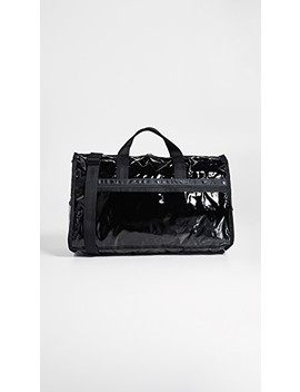 Candace Classic Weekender Duffel by Le Sportsac