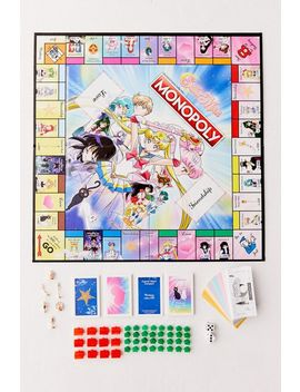 Sailor Moon Monopoly by Urban Outfitters