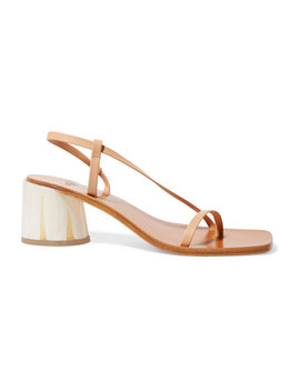 Isla Leather Sandals by Loq