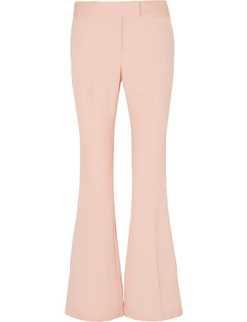 Lourdes Piqué Flared Pants by Rachel Zoe