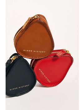 Minor History Peck Coin Purse by Minor History