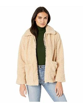Sherpa Jacket by Steve Madden