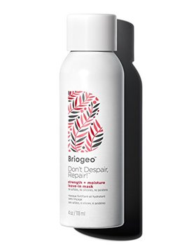 Briogeo   Don't Despair, Repair! Strength + Moisture Leave In Mask, Leave In Conditioner For Dry, Damaged, And Brittle Hair, 4 Oz by Briogeo