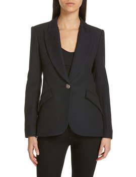 Chamberlan Tweed Blazer by L'agence