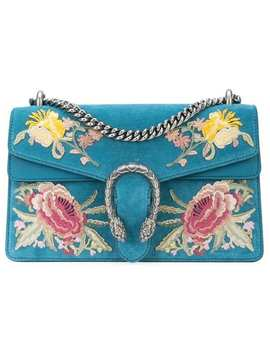 Dionysus Gg Floral Shoulder Bag by Gucci