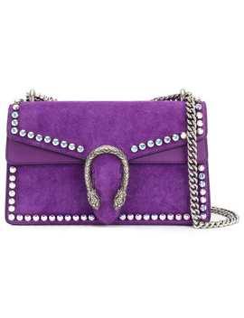 Small Dionysus Crystal Shoulder Bag by Gucci