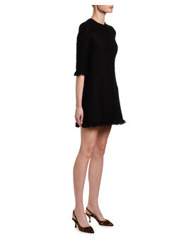 Lightweight Crepe Dress by Dolce & Gabbana