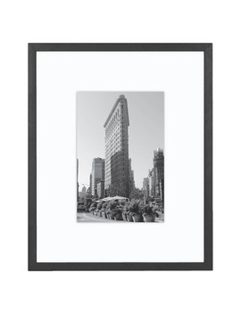 """8""""X10"""" Float Thin Gallery Frame Black   Project 62 by Project 62"""