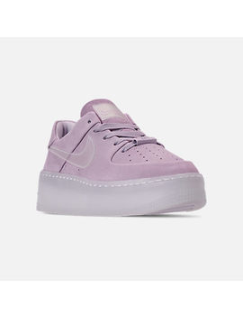 Women's Nike Air Force 1 Sage Low Lx Casual Shoes by Nike