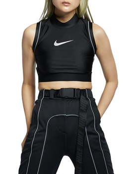 X Ambush Women's Dri Fit Crop Top by Nike