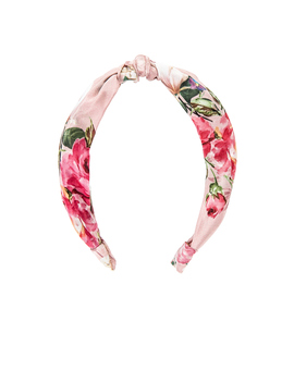 Blush Headband by Hemant And Nandita
