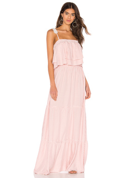 Jack By Bb Dakota Live Laugh Layer Maxi Dress by Bb Dakota