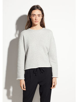 Long Sleeve Pullover by Vince
