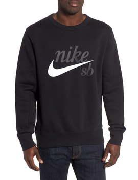 Icon Sweatshirt by Nike Sb