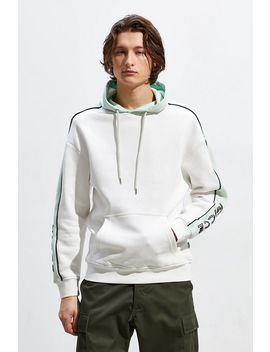 Nicce Border Hoodie Sweatshirt by Nicce