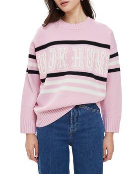 U Ok Hun Sweater by Topshop