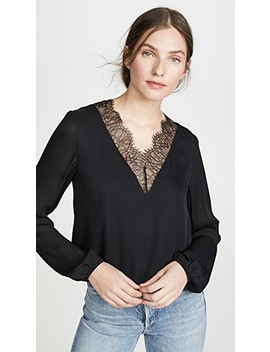 The Leandra Blouse by Cami Nyc