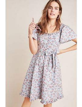 Marianna Floral Dress by Anthropologie