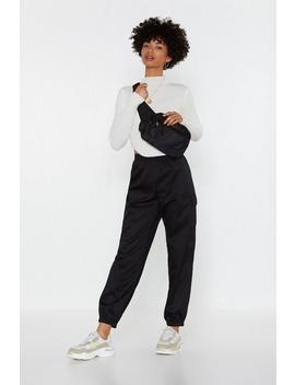 Blast From The Elast Cargo Pants by Nasty Gal