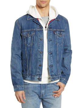 X Justin Timberlake Denim Trucker Jacket by Levi's®