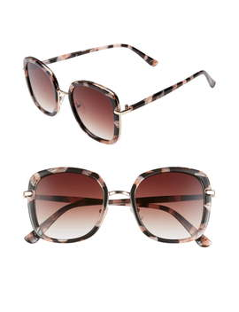 50mm Square Sunglasses by Leith