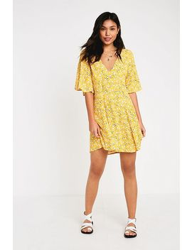 Minkpink Summer Daisy Mini Tea Dress by Minkpink