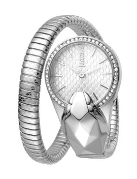 26mm Glam Chic Coiled Snake Watch by Just Cavalli